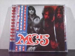 Mc5 Best Of The Mc5 Cd Orig Imp Lacrado Iggy Pop Av8