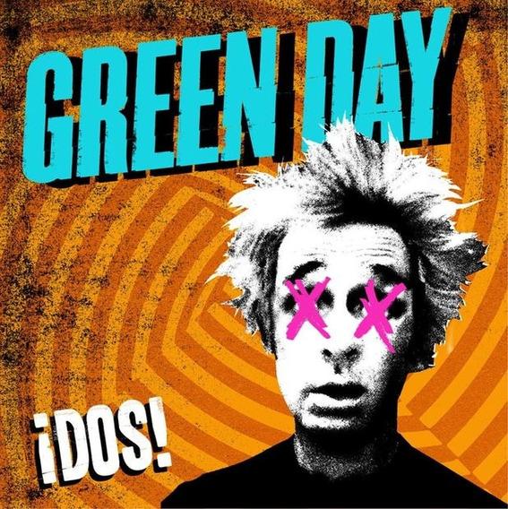 Cd-green Day:dos!:punk Rock:hardcore:lacrado