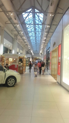 Fondo De Comercio De Gondola En El Shopping Alto Rosario