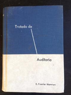 Tratado De Auditoria Tomo 1 - E. Fowler Newton