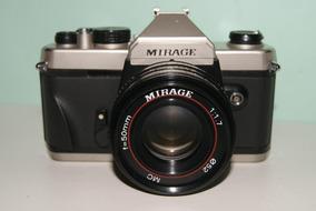 Mirage K2000 Lente 50/1:1.7