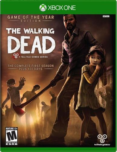 Imagen 1 de 5 de The Walking Dead Goty Nuevo Xbox One Dakmor