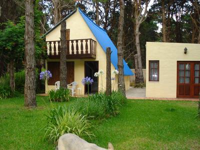 Cabaña En Sta Isabel A 3 Km De La Pedrera