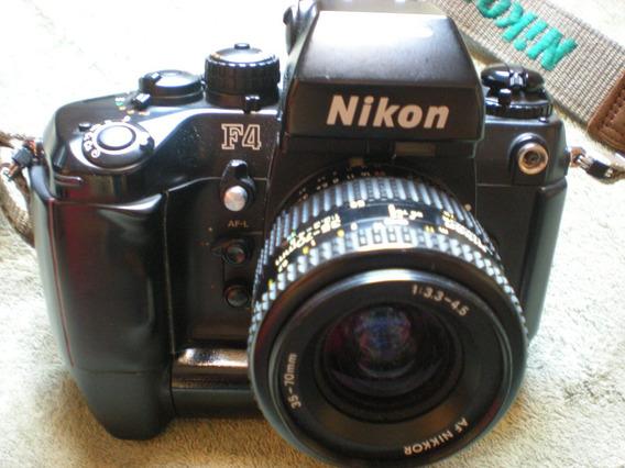 Câmera Nikon F4
