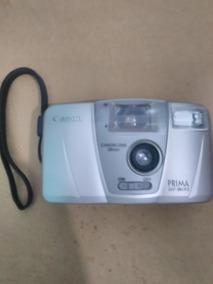 Câmera Fotográfica Canon (bf-800) Analógica Semi Nova