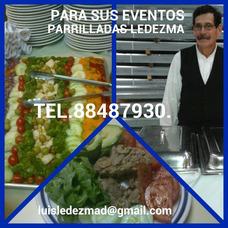 Parrillada Y Catering Service Ledezma.