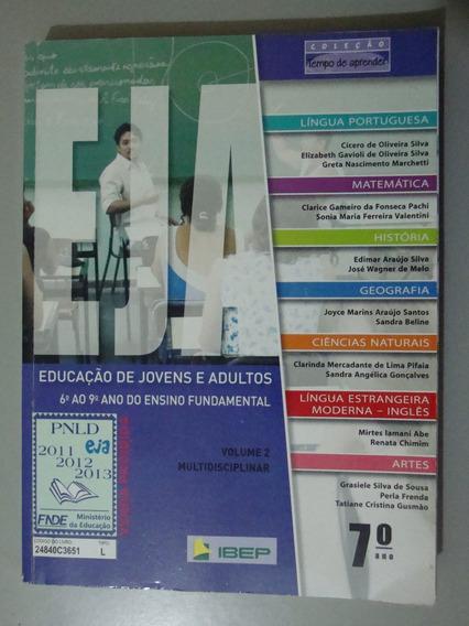 Livro Eja-educação De Jovens E Adultos - Volume 2