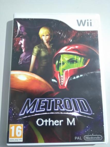 Metroid Other M Pal - Europeu Original Completo!
