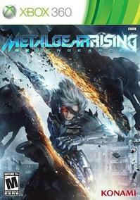 Jogo Metal Gear Rising Revengeance