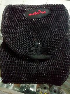 Funda Cool Mesh Termica Para Moto 90 X 51 Cm
