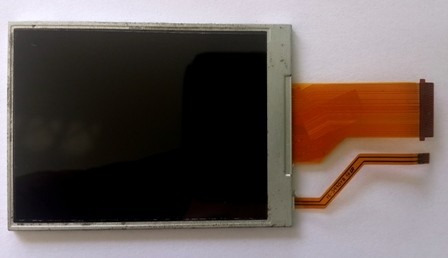 Display Lcd Nikon S6000