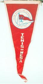 Antiga Flâmula Do Clube Internacional Regatas Santos/sp !!!