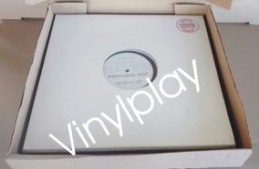 15 Embalagem Caixa Papelão,disco Vinil, Até 10 Lps + Brindes