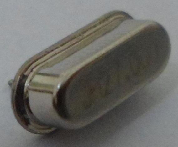 Cristal Oscilador 27.000 Mhz Hc-49s Kit C/ 10 Pçs