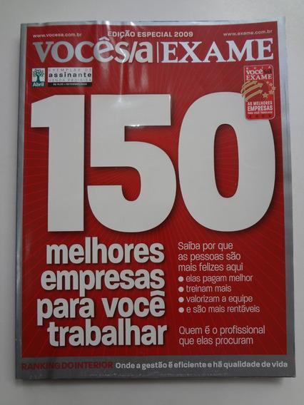 Revista Você S/a Exame Edição Especial 2009