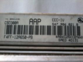 Modulo Injeção Logus 1.8 Eec Iv F4ff12a650pb Mono Ponto