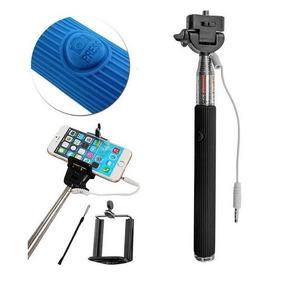 Bastão Pau Selfie Monopod Universal Android Samsung Iphone