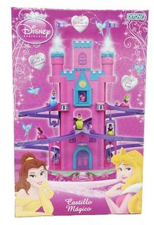 Castillo Magico Princesa Ascensor Musica Luz Ditoys. Ramos M