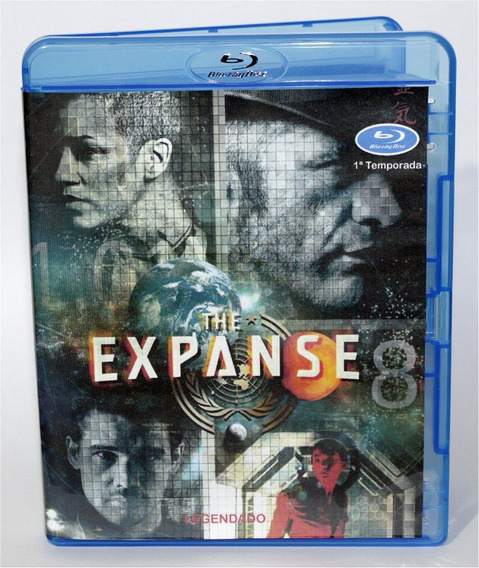 Blu-ray Da Série The Expanse - Temporada 1 - Legendado