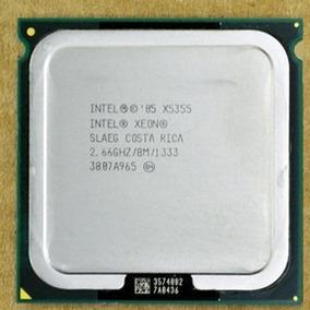 Processador X5355 2.66ghz 8m 1333 690 Xw8400 Dl380 G5 2950