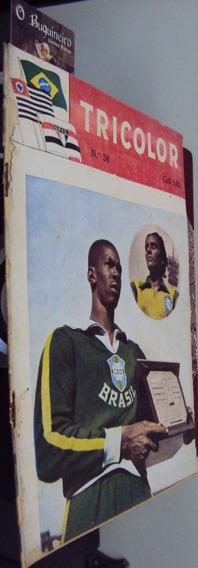 Revista Tricolor - São Paulo Futebol Clube - Nº 38- 1954