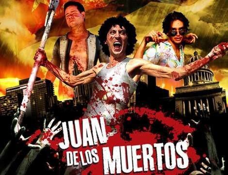 Dvd Bluray Combo Juan De Los Muertos Juan Of The Dead Zombie