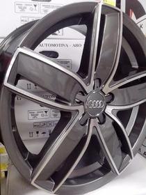 Jg Roda Audi A3 Sedan Aro 15 4x108 Fiesta Focus K46+porcas