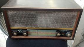 Radio Antigo Transistorizado Funcionando