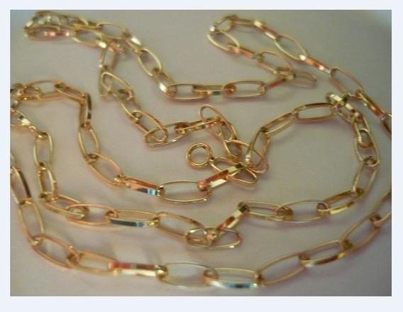 Corrente Cartier Ouro 18k750 60 Ou 70 Cm 10 Grs