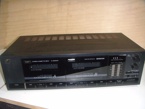 Tape-deck - Sansui D-3000 Wr
