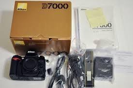 Camera Nikon D7000