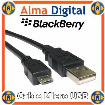 2x1 Cable Micro Usb Cargador Datos Samsung Blackberry LG Blu