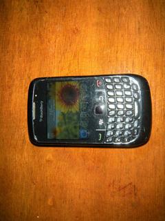 Blackberry Curve 8520 Desbloqueado Com Defeito No Mouse.