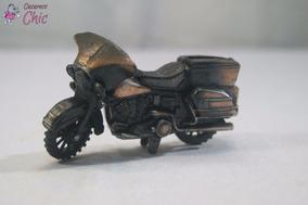 Apontador Miniatura De Moto P/ Coleção Cchic *
