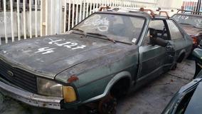 Ford Corcel 88 Cht / Sucata Para Retirada De Peças
