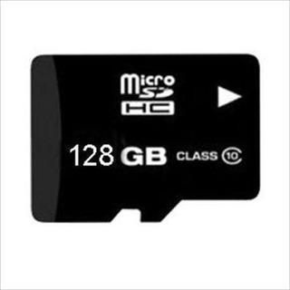 Memory Card 128gb Com Adaptador , Melhor Preço!