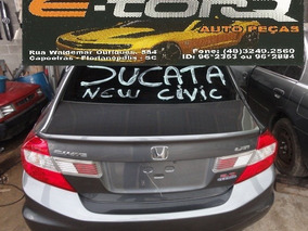 Sucata New Civic Lxr 2.0 Automático 2014