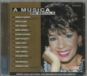 355 Mcd- Cd- A Música Do Século- Capa Shirley Bassey- Vol 11