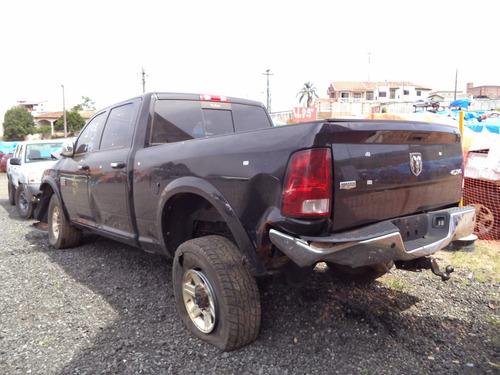 Imagem 1 de 8 de Sucata Peças Dodge Ram 6.7 4x4 6cc Diesel 2012