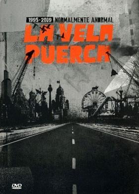 La Vela Puerca 1995-2009 Normalmente Anormal 2cd