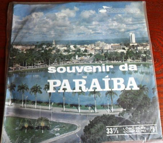 Compacto Vinil - Souvinir Da Paraíba