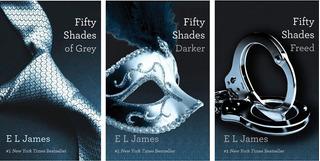 Trilogía 50 Sombras De Grey Original 3 Libros Gratis Envío