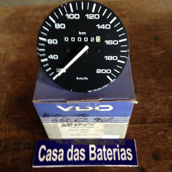 Velocimetro Gol 95... 200km Original