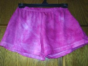Shorts Rosa Tie-dye