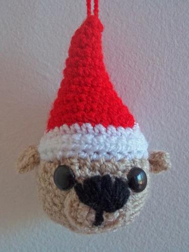 Christmas Santa Claus Free Crochet Patterns | Patrones amigurumi ... | 500x375