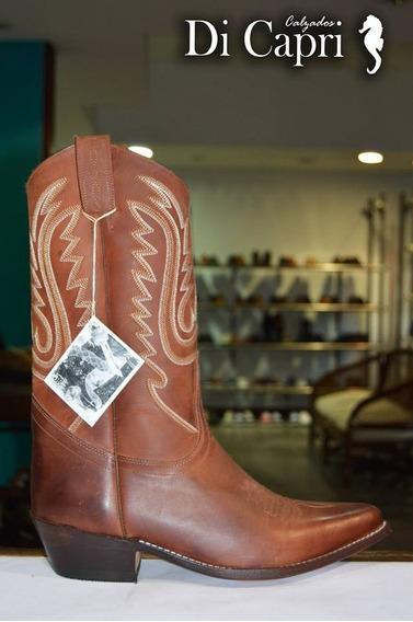 Texana Jr Hombre Todo Cuero Originales