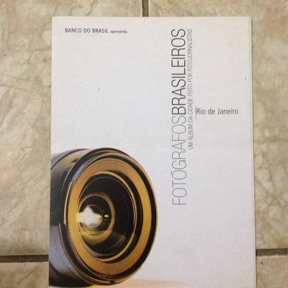 Folder Exposição Fotógrafos Brasileiros Um Álbum Da Cidade
