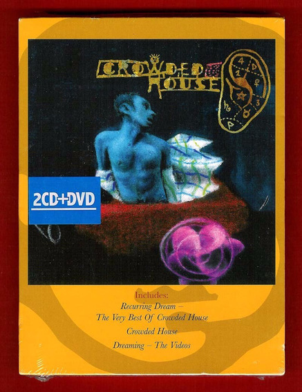 Crowded House (dvd+2cds) - Gift Pack - E