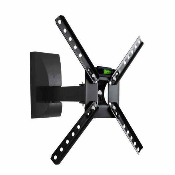 Kit 10 Suporte Art Tv Movel Brasforma Sbrp130 Preto 10 A 55