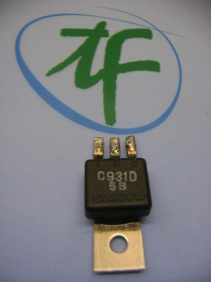 2sc931d Transistor Original Da Sanyo 50v-3a-10w